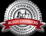 ALGOS GARANTAS, UAB