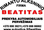 BEATITAS, R. Alksninio firma