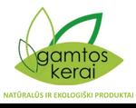 GAMTOS KERAI, individuali veikla