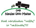 NAUJAS ŪKIO MAZAS, UAB