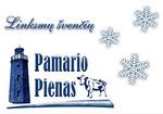 PAMARIO PIENAS, ŽŪKB