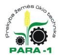 PARA-1, UAB