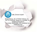 ŠVAROS KRYPTIS, UAB