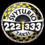 ŠVYTURIO TAKSI, UAB taksi 222 333
