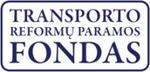 TRANSPORTO REFORMŲ PARAMOS FONDAS, VŠĮ